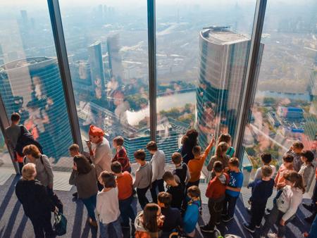 Панорама360 экскурсия для школьников