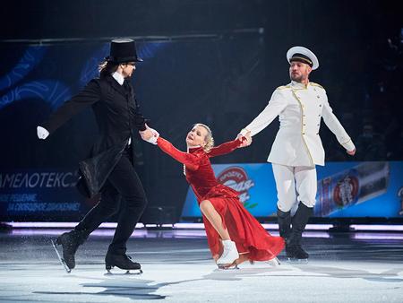 Ледовый спектакль Анна Каренина