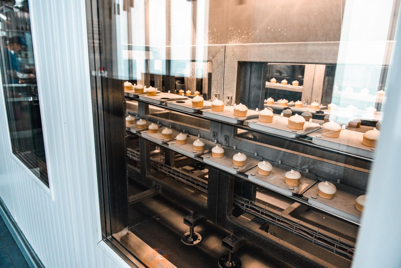 Самая высокая в мире фабрика мороженого Панорама 360 фото
