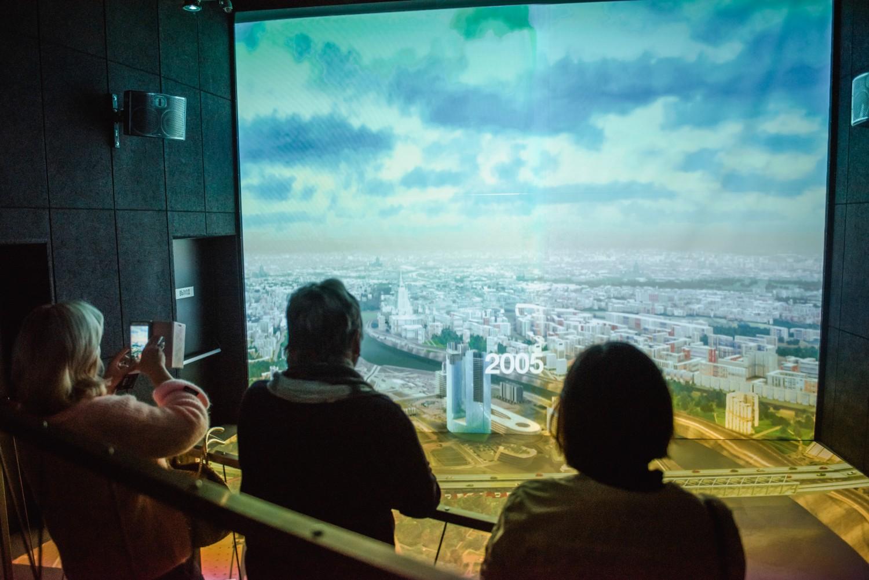 Проекционное шоу с эффектом погружения PANORAMA 360 фото