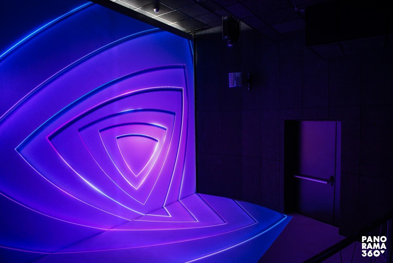 Проекционное шоу с эффектом погружения Панорама 360 фото
