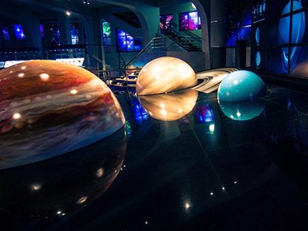 Московский Планетарий экскурсия для школьников