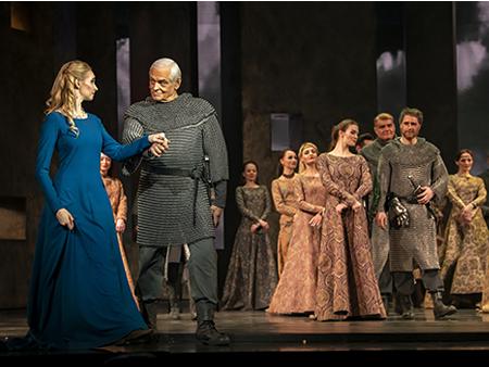 Мюзикл Король Артур Театр Оперетты