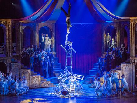 Мюзикл Принцесса цирка фото