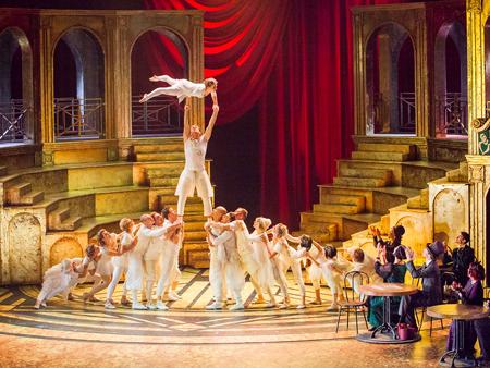 Мюзикл Принцесса цирка Театр мюзикла