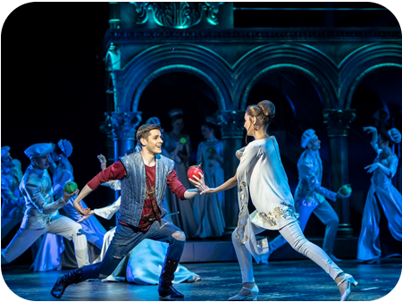 Мюзикл Ромео против Джульетты