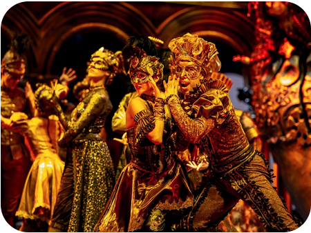 Мюзикл Ромео против Джульетты фото
