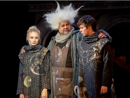 Мюзикл Ромео vs Джульетта фото