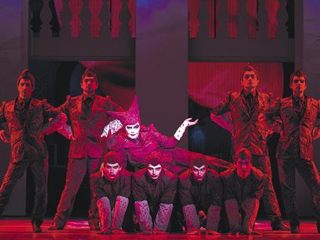 Мюзикл Всё о Золушке Театр Мюзикла