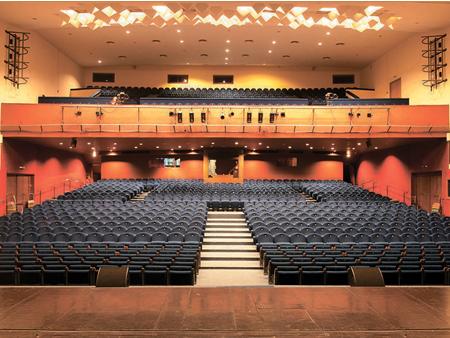 Театриум на Серпуховке фото зала