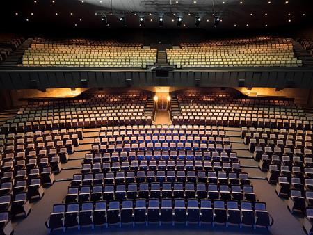 Зал Театра Мюзикла фото