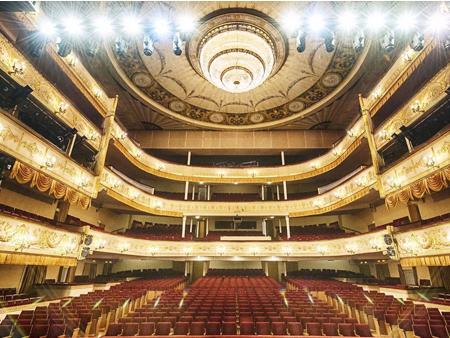 Зал Театра Оперетты фото